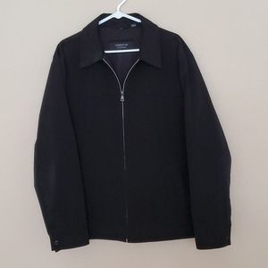 Mens Large Claiborne Outwear Jacket